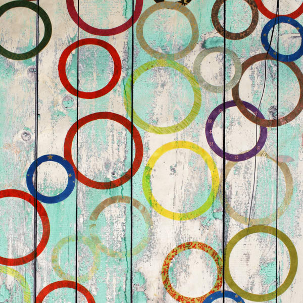 YAS-192 Rainbow Circles IV