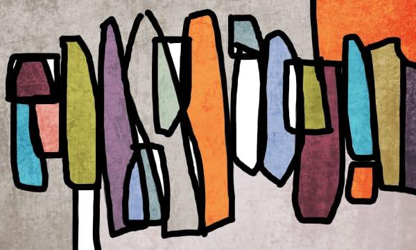 Orl 6851 Vibrant Colorful Abstract 0 25 1 Art | Irena Orlov Art
