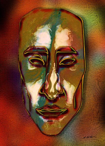 Ska-ru-reh Mask