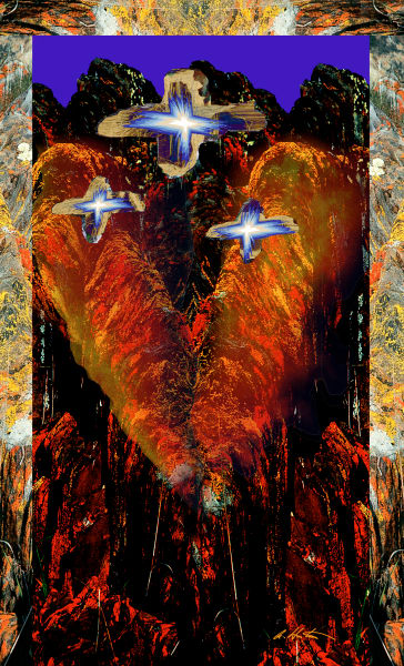The Heart of the Matter art for sale