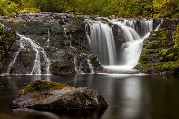 Sweet Creek Waterfall, water, river, Florence, Oregon