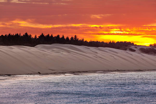 Siuslaw River Dunes 2364 Photography Art | Curtis Peters Photography