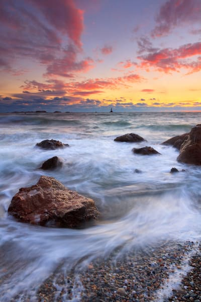 """The Encore"" Rhode Island fine art beach seascape photography"