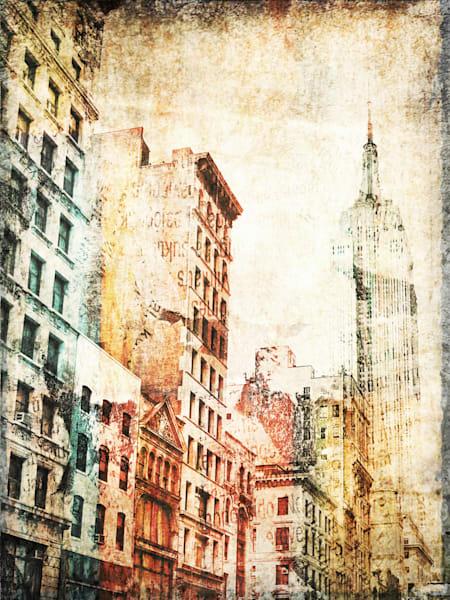 Orl 1757 2 Empire State Building Ii Art | Irena Orlov Art