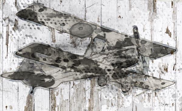 Orl 3117 Vintage Flight Art | Irena Orlov Art