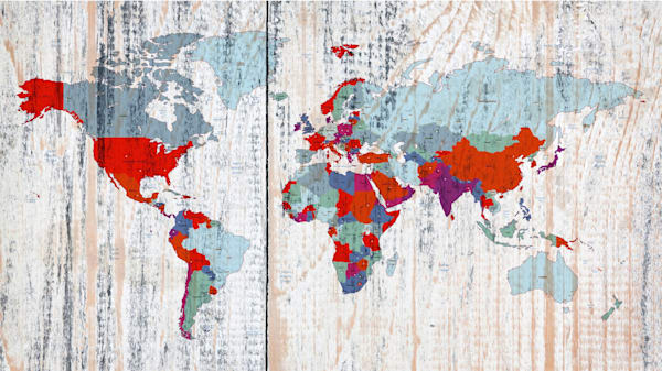 ORL-3012-2 World map II