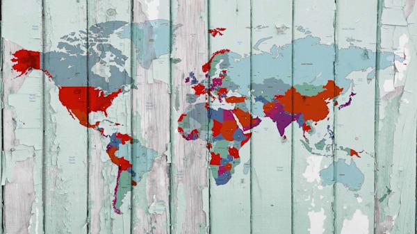 ORL-3012-3 World map III