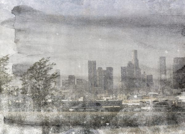 Orl 3200 Hazy View Art | Irena Orlov Art
