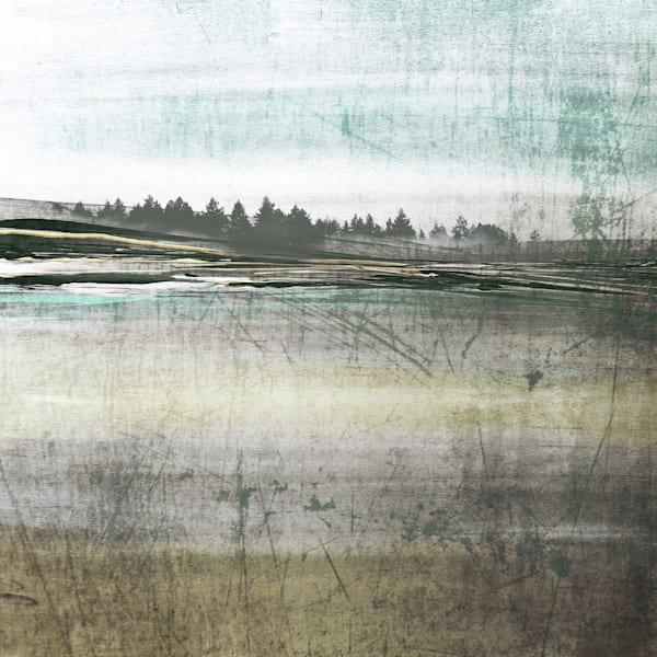 Orl 1469 2 Green Field Art | Irena Orlov Art