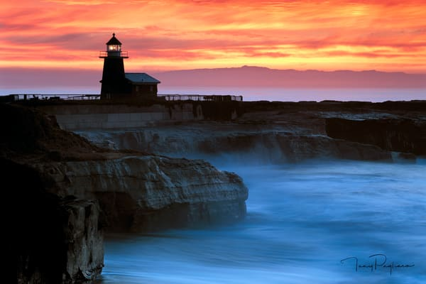 Fiery Dawn photograph for sale as fine art by Tony Pagliaro