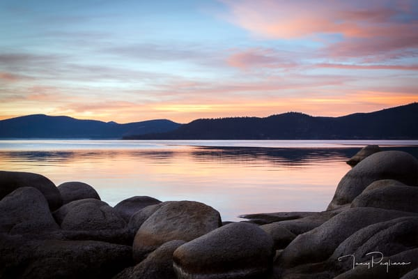 Meditation- Lake Tahoe fine art photograph by Tony Pagliaro