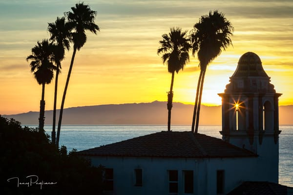 La Bahia Hotel at Sunrise photograph for sale as fine art by Tony Pagliaro