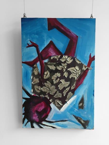 Buy When Flying Looks Like Falling Original Art by Angela Davis Johnson