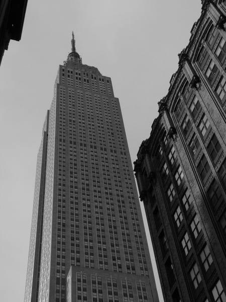 Empire State Building, #1 Photography Art | Photoissimo - Fine Art Photography