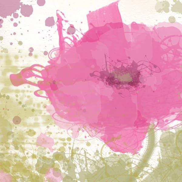 Summer Flower Splash 7 Art | Irena Orlov Art