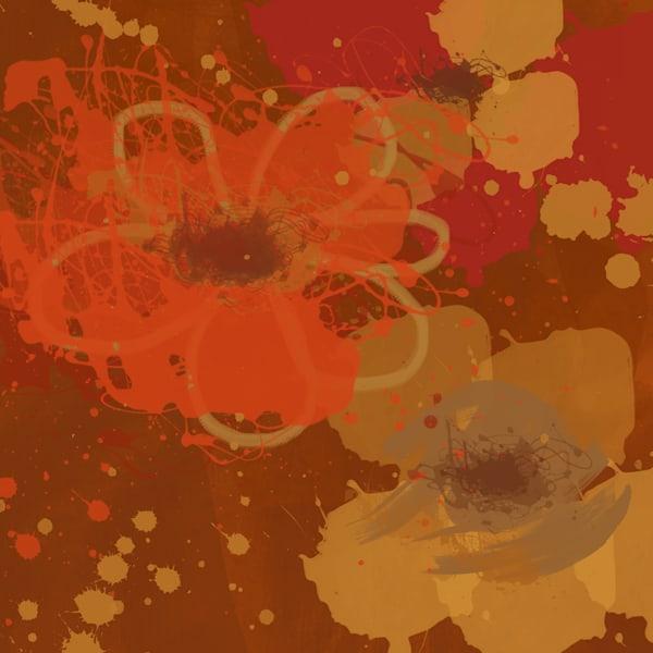 Summer Flower Splash 20 Art | Irena Orlov Art