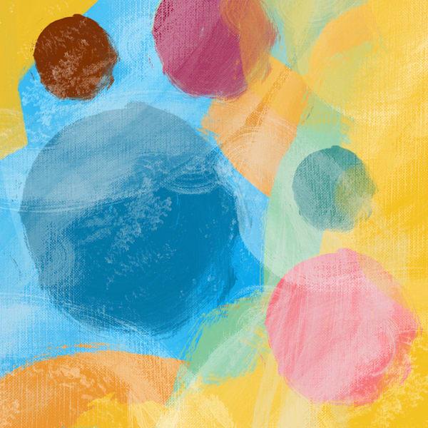 Abstract Art 80 48 Art   Irena Orlov Art