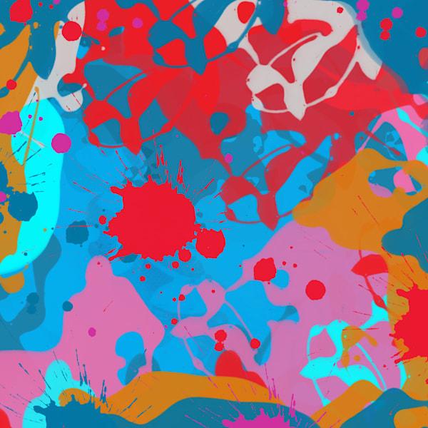 Abstract Art 80 67 Art   Irena Orlov Art