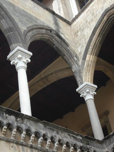 Italian Courtyard #2 Photography Art | Photoissimo - Fine Art Photography
