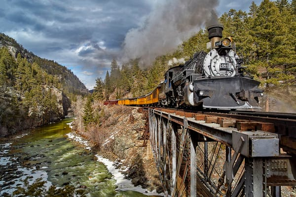 Karl Buiter Photography - Railroad Prints