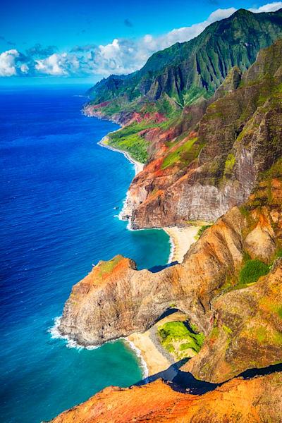 """""""NaPali Coast Honapu"""""""