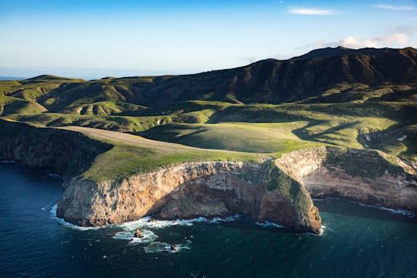 Cliffside Medows on Santa Cruz