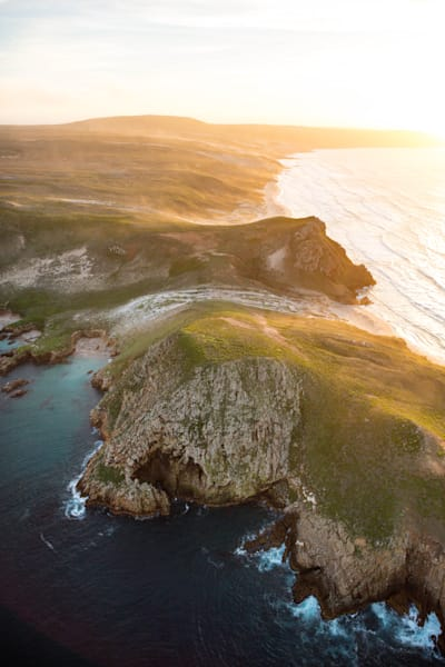 Channel Islands Vertical