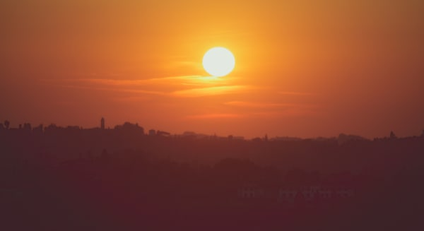 Tuscany Sunset, Italy - photography by filmmaker Jason Baffa - Fine Art Prints Available - Canvas, Metal, Paper and more