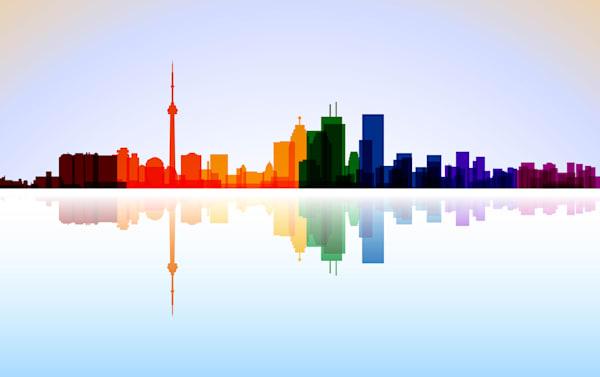Colorful City Toronto - DPC_content