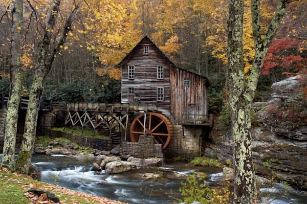 Autumn at the Grist Mill - DPC_1587839