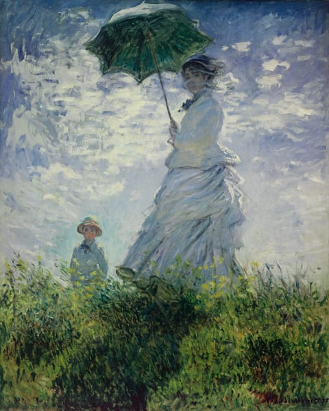 Madame Monet & Son, MASCOL90328
