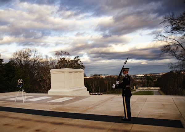 Tomb of the Unknowns | Fine Art Travel Photographs