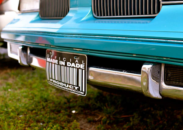 Made in Dade | Travel Photo For Sale