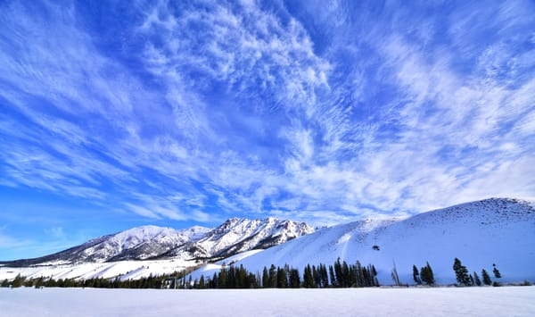 The Heavens Declare - Ketchum Swan Valley Idaho - Fine Art Prints on Metal, Canvas, Paper & More By Kevin Odette Photography