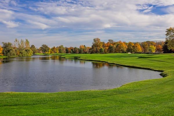 Crooked Stick's Par 5, 8th Hole