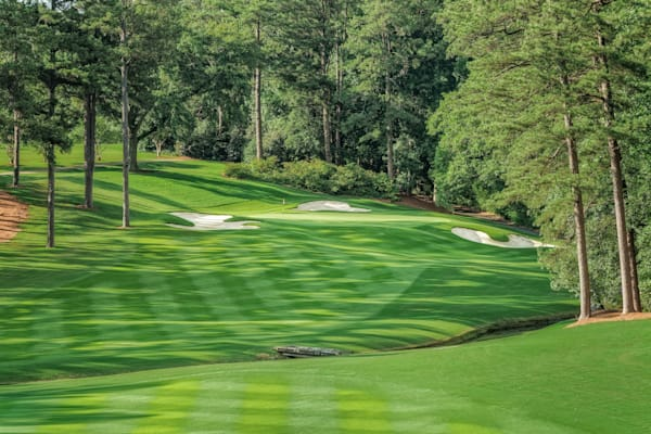 Peachtree Golf Club, Atlanta, Georgia, 12th Hole