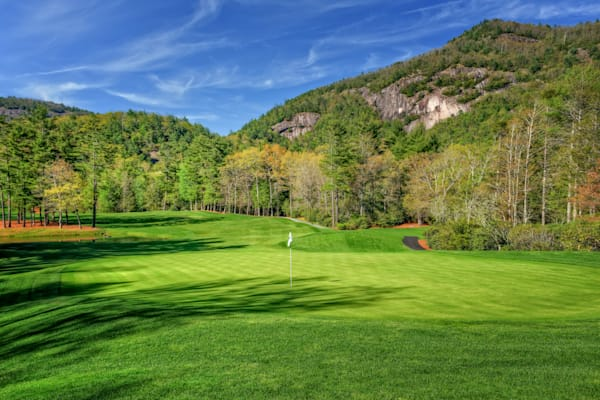 Wade Hampton Golf Club, Cashiers, NC, 16th Hole