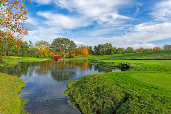 Crooked Stick's Iconic 6th Hole