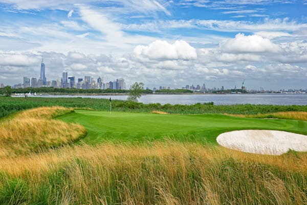 Liberty National Golf Club's 14th Hole