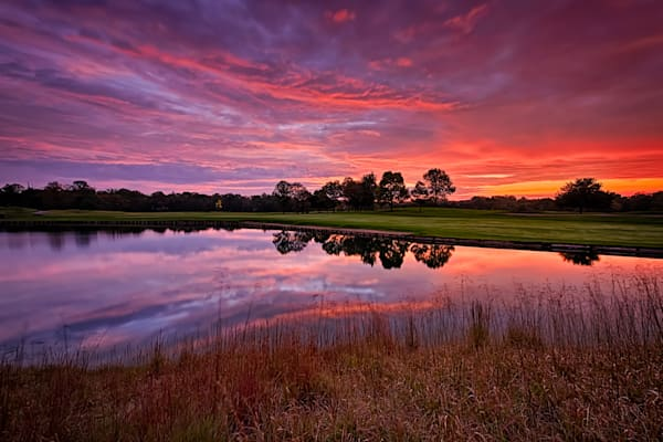 Sunrise at Crooked Stick 1