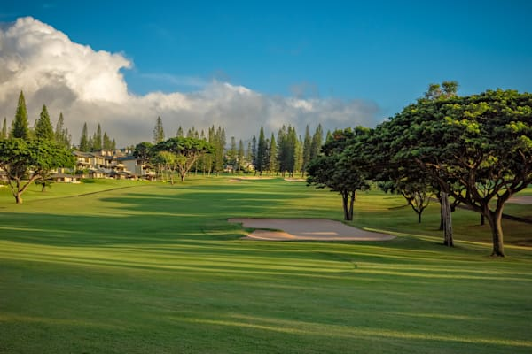 10th Hole, Kapalua's Bay Course