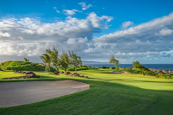 4th Hole, Kapalua's Bay Course
