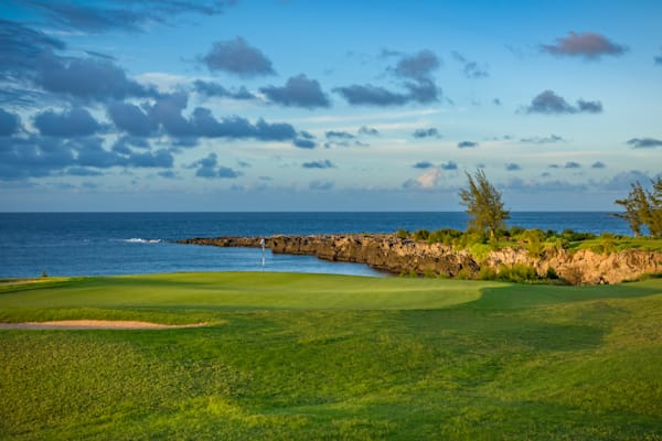 5th Hole, Kapalua's Bay Course