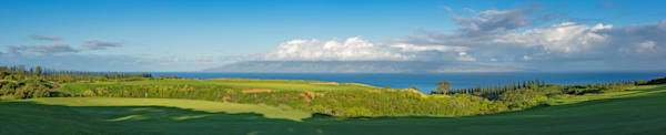 5th Hole, Bay Course at Kapalua