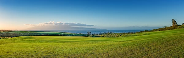 5th Green, Bay Course at Kapalua