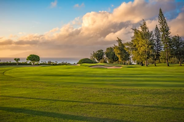 13th Hole, Bay Course at Kapalua
