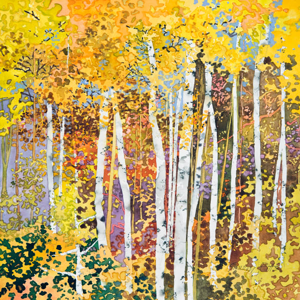 Autumn Birches III - AL-SHAPIT148813