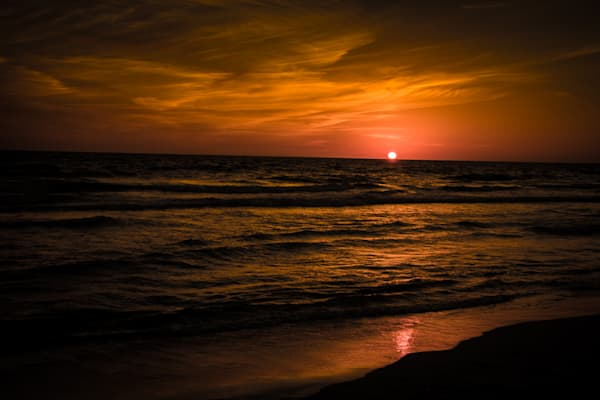Sunset Photos 2 - Beach Art | William Drew Photography