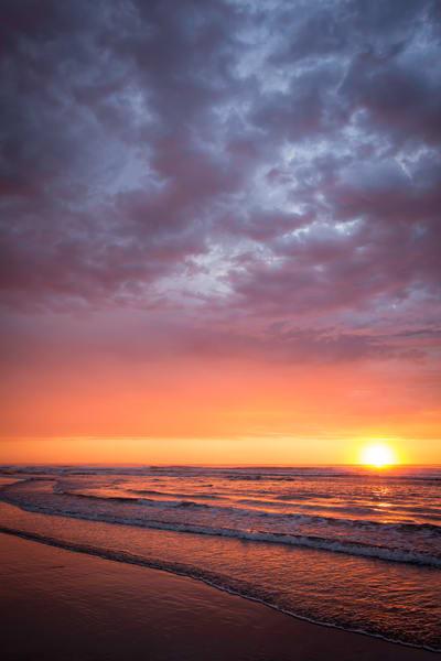 A Maine Beach sunrise