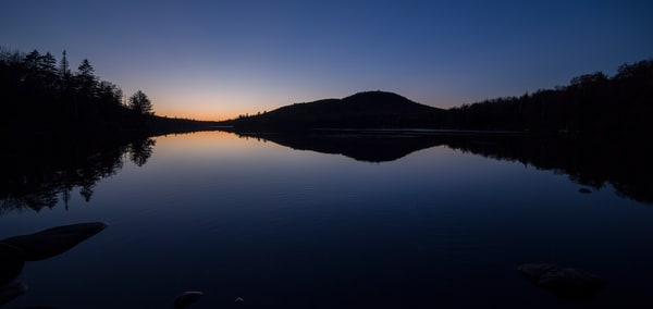 Tranquility at Kettle Pond